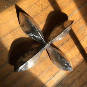 Olo Triplet maquette work-in-progress