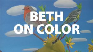 Beth on Color