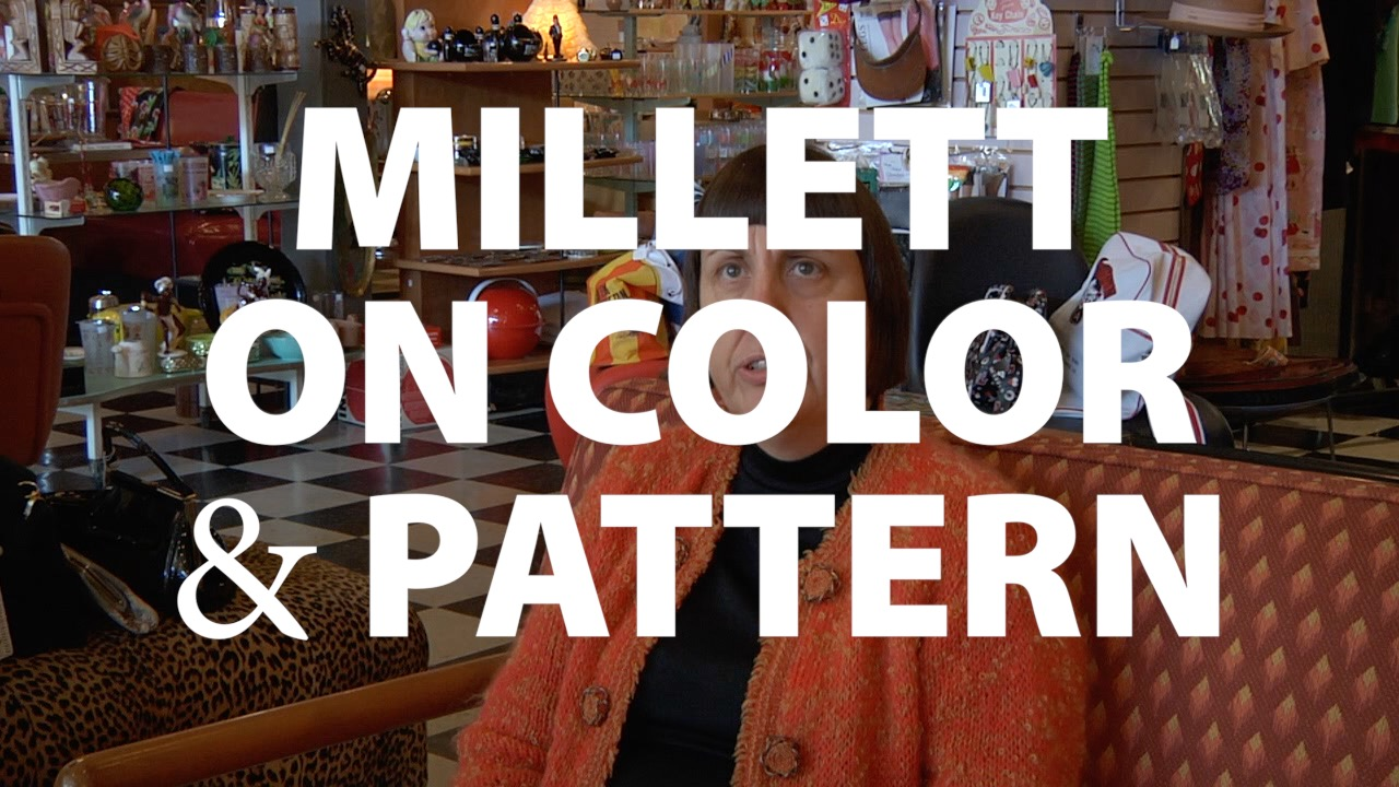 Millett: On Color and Pattern