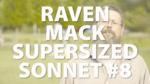 Raven Mack Supersized Sonnet #8