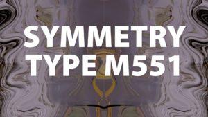 Symmetry Type M551
